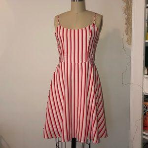 Candy cane Dress SZ Small
